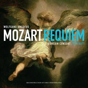 Mozart's Requiem recording wins Gramophone Award